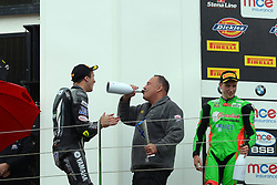 #33 Keith Farmer Clogher Team Appleyard Macadam Racing Yamaha 600  Dickies British Supersport Championship