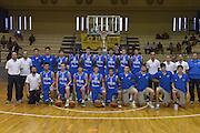 DESCRIZIONE : 6 Luglio 2013 Under 18 maschile<br /> Torneo di Cisternino Italia Ucraina<br /> GIOCATORE : team<br /> CATEGORIA : <br /> SQUADRA : Italia Under 18<br /> EVENTO : 6 Luglio 2013 Under 18 maschile<br /> Torneo di Cisternino Italia Ucraina<br /> GARA : Italia Under 18 Ucraina <br /> DATA : 6/07/2013<br /> SPORT : Pallacanestro <br /> AUTORE : Agenzia Ciamillo-Castoria/GiulioCiamillo<br /> Galleria : <br /> Fotonotizia : 6 Luglio 2013 Under 18 maschile<br /> Torneo di Cisternino Italia Ucraina<br /> Predefinita :