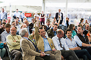 Royal Highland Show 2017 - Oxford Farming Conference deabate at the show.