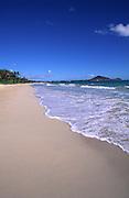 Kailua Beach, Oahu, Hawaii, USA<br />