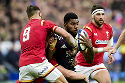 March 18, 2017 - St Denis, France, France - Noa Nakaitaci (France) vs Webb Rhys  (Credit Image: © Panoramic via ZUMA Press)