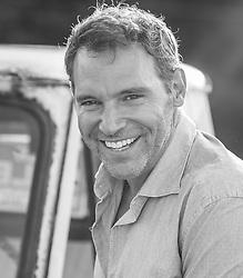 portrait of Actor Jim Newman