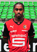 Wesley SAID - 19.09.2013 - Photo officielle - Rennes - Ligue 1<br /> Photo : Philippe Le Brech / Icon Sport