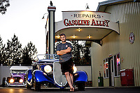 """Russ Freund recently finished building a '34 Ford and '23 Ford Model T Roadster with his father Claude Freund who died unexpectedly on April 27. """"The greatest thing my father taught me about hot rods really isn't much to do with hot rods. He taught me how to find good friends,"""" Russ said. """"He was a very giving man. He believed that if you give a little something to one guy it will come around again full term."""" This year's River City Rod Run is dedicated to the memory of Claude and the cars he's showcased over the years."""