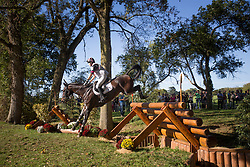 Bullimore Sarah (GBR) - Conpierre<br /> Cross country 7 years old horses<br /> Mondial du Lion - Le Lion d'Angers 2014<br /> © Dirk Caremans<br /> 18/10/14