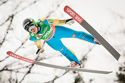 Jurij Tepes (SLO) during Ski Flying Hill Men's Individual Competition at Day 4 of FIS Ski Jumping World Cup Final 2017, on March 26, 2017 in Planica, Slovenia.Photo by Ziga Zupan / Sportida