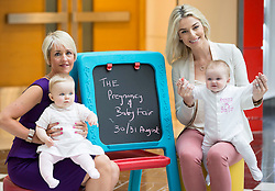 Repro Free: 25/10/2014<br /> Lucy Wolfe, Sleep Doctor and owner of Sleep Matters and Rosa McCormack (8mths) from Waklinstown is pictured with celebrity mum Pippa O&rsquo;Connor and Ivy Shaw (7mths) from Artane at the launch of the SMA Know-How Pregnancy and Baby Fair, Ireland&rsquo;s premier pregnancy and maternity event, taking place in the RDS this weekend 30-31 August. <br /> The event will feature advice from a host of Ireland&rsquo;s leading professionals in maternity, paediatrics and baby products, including a baby sleep expert, a baby allergy specialist and a baby nutrition expert. Attendees will also enjoy exclusive access to over 100 retailers and exhibitors who will be offering exclusive discounts and special offers on a host of products and services. <br /> Pippa O&rsquo;Connor will be attending each day of the SMA Know-How Pregnancy and Baby Fair to judge the &lsquo;VIP Glow of the Show Award&rsquo;. The award will go to the expectant or new Mammy attending who has a beautiful and natural glow! Each winner will receive an array of wonderful prizes! Picture: Andres Poveda