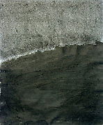 modern abstract Charcoal drawing