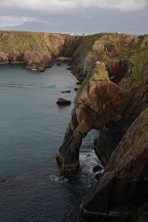 Tory Island coast, Ireland