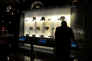 General views of the inside of the Pro Football Hall of Fame in Canton, Ohio on June 30, 2013.<br /> <br /> © 2013 Scott A. Miller