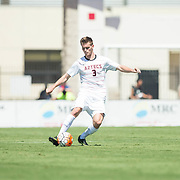 11 September 2016: The #13/9 San Diego State Aztecs men's soccer team hosts Memphis in the Courtyard Marriott San Diego Central Tournament at SDSU Sports Deck. The Aztecs beat the Tigers 2-0 to remain undefeated on the season. www.sdsuaztecphotos.com