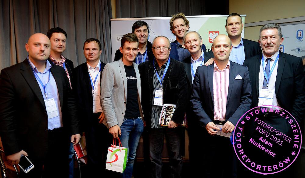 Spala 17/11/2014<br /> Konferencja trener&oacute;w szkolenia olimpijskiego<br /> Fot. Piotr Hawalej
