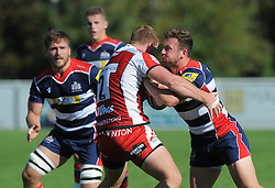 Andy Uren of Bristol United - Mandatory by-line: Paul Knight/JMP - 02/10/2016 - RUGBY - Hyde Park - Taunton, England - Bristol United v Gloucester United - Aviva A League