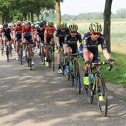 01-09-2017: Wielrennen: Boels Ladies Tour: Weert  <br />Orica controleerd voor leidster Annemiek van Vleuten