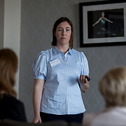 23.05.2018.       <br /> Today, the Institute of Community Health Nursing (ICHN) hosted its2018 community nurseawards in association withHome Instead Senior Care,at its annual nursing conference, in the Strand Hotel Limerick, rewarding public health nurses for their dedication to community care across the country. <br /> <br /> Pictured at the event was Anne Marie Cleere. Picture: Alan Place