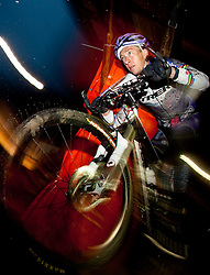 05.08.2010, Geschäftszeile, Kaprun, AUT, Bike Infection 2010, XC Battle, im Bild #10, Bart Brentjens, (NL, TREK Brentjens Mountainbike Racing Team), EXPA Pictures © 2010, PhotoCredit: EXPA/ J. Feichter / SPORTIDA PHOTO AGENCY