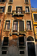 Architectural detail of windows and doors, Venice, Italy..Subject photograph(s) are copyright Edward McCain. All rights are reserved except those specifically granted by Edward McCain in writing prior to publication...McCain Photography.211 S 4th Avenue.Tucson, AZ 85701-2103.(520) 623-1998.mobile: (520) 990-0999.fax: (520) 623-1190.http://www.mccainphoto.com.edward@mccainphoto.com.
