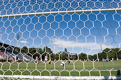 The Virginia Cavaliers women's soccer team defeated the Arizona Wildcats 4-0 in the 2007 Nike Soccer Classic at Klockner Stadium in Charlottesville, VA on September 16, 2007.  The Cavaliers won the tournament with a record of 2-0-0.