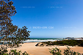 Beach at South Africa's Eastern Cape / Sonne, Strand und Meer am südafrikanischen Eastern Cape