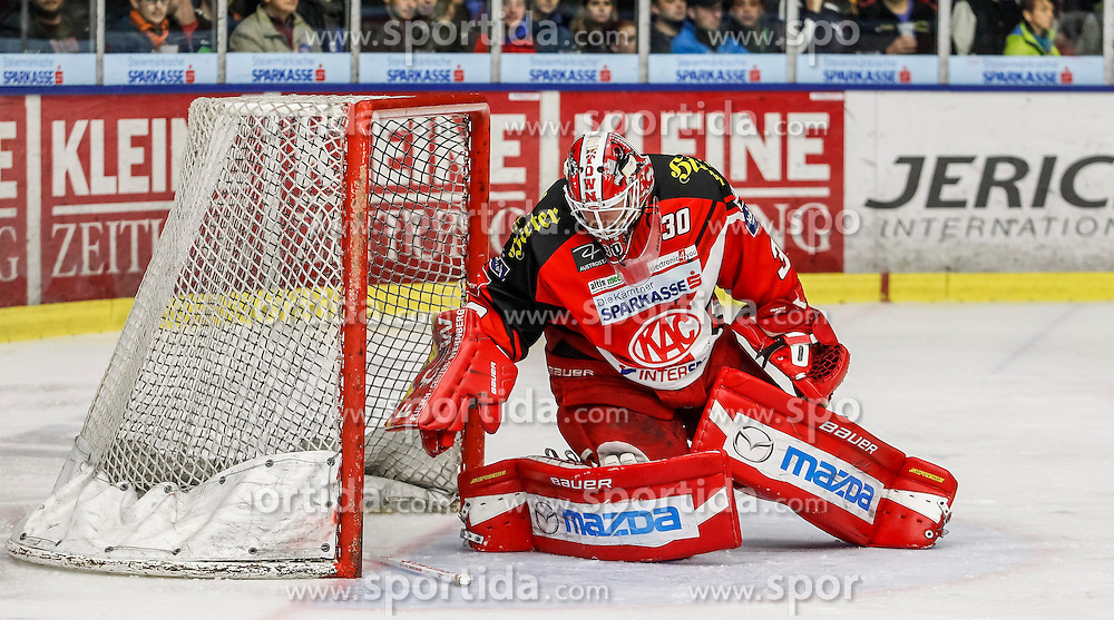 20.11.2014, Eisstadion Liebenau, Graz, AUT, EBEL, Moser Medical Graz 99ers vs EC KAC, 19. Runde, im Bild Rene Swette (EC KAC) // during the Erste Bank Icehockey League 19th Round match between Moser Medical Graz 99ers and EC KAC at the Ice Stadium Liebenau, Graz, Austria on 2014/11/20, EXPA Pictures © 2014, PhotoCredit: EXPA/ Erwin Scheriau