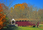 Covered Bridge, Laurel Preserved Land, Chester Co., PA