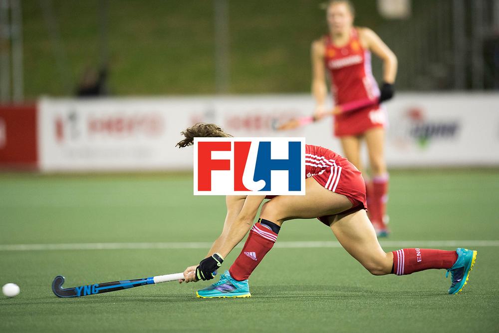 AUCKLAND - Sentinel Hockey World League final women<br /> Match id 10298<br /> 08 Argentina v England 1-0<br /> Foto: Anna Toman <br /> WORLDSPORTPICS COPYRIGHT FRANK UIJLENBROEK