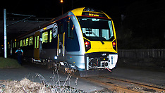 Auckland-Man clipped by train at Orakei Station