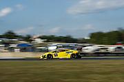 October 1-3, 2014 : Lamborghini Super Trofeo at Road Atlanta. #1 Jake Rattenbury, Nima Khandan-Nia, Jota Corse, Lamborghini of Dallas