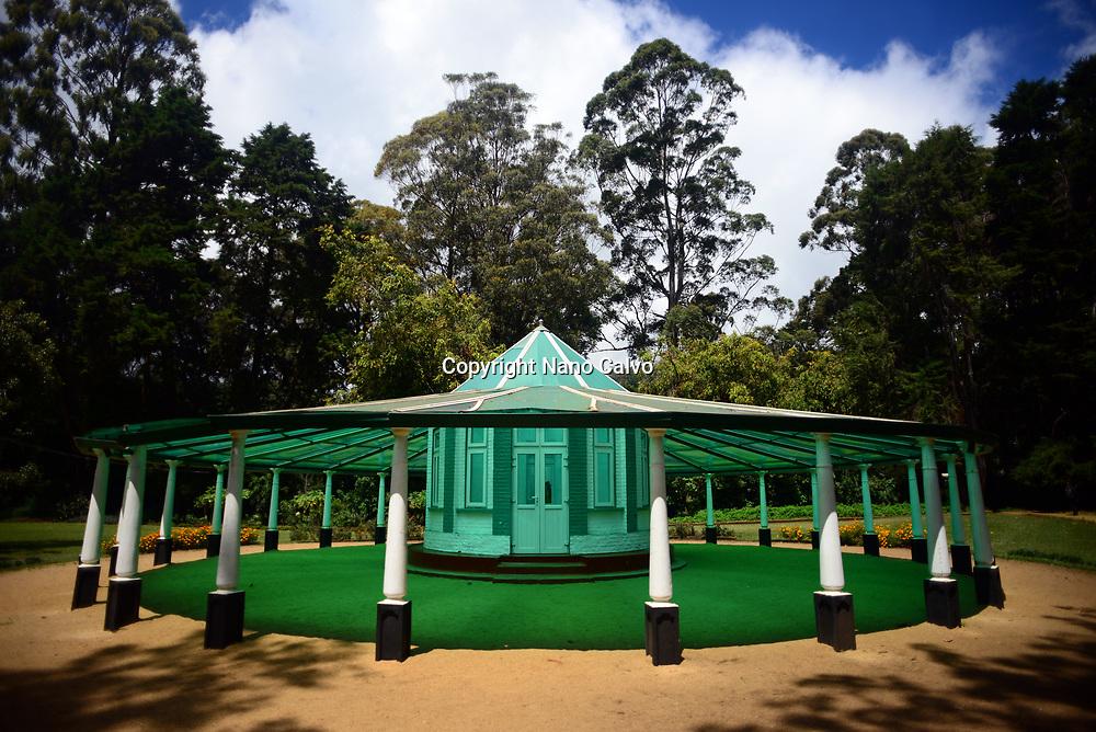 Victoria Park, public park located in Nuwara Eliya, Sri Lanka