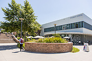 Rio Hondo College Student Union Building Whittier
