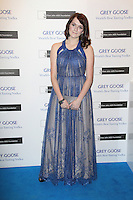 LONDON - NOVEMBER 10: Charlotte Ritchie attended the Grey Goose Winter Ball at Battersea Power Station, London, UK. November 10, 2012. (Photo by Richard Goldschmidt)