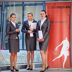 20111216 - Poland - Warsaw  - European Development Days  2011 - Ambiance © European Union
