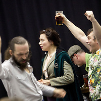 Picture shows :  (left to right) <br />