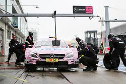 September 9, 2017 - Motorsports: DTM race Nuerburgring, Saison 2017 - 7. Event Nuerburgring, GER, # 48 Edoardo Mortara (ITA, HWA AG, Mercedes-AMG C63 DTM) (Credit Image: © Hoch Zwei via ZUMA Wire)