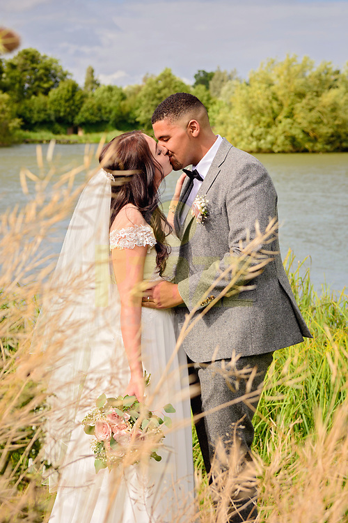 Wedding Photography at the Three Lakes, Westmill Farm in Hertfordshire.