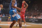 DESCRIZIONE :  Lega A 2014-15  EA7 Milano -Banco di Sardegna Sassari playoff Semifinale gara 7<br /> GIOCATORE : Hackett Daniel<br /> CATEGORIA : Low Tecnica<br /> SQUADRA : EA7 Milano<br /> EVENTO : PlayOff Semifinale gara 7<br /> GARA : EA7 Milano - Banco di Sardegna Sassari PlayOff Semifinale Gara 7<br /> DATA : 10/06/2015 <br /> SPORT : Pallacanestro <br /> AUTORE : Agenzia Ciamillo-Castoria/Richard Morgano<br /> Galleria : Lega Basket A 2014-2015 Fotonotizia : Milano Lega A 2014-15  EA7 Milano - Banco di Sardegna Sassari playoff Semifinale  gara 7<br /> Predefinita :