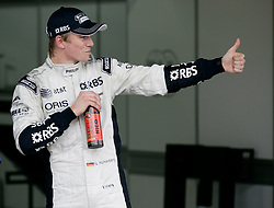 Motorsports / Formula 1: World Championship 2010, GP of Brazil, 10 Nico Huelkenberg (GER, AT&T Williams),