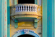 Street & Building Details.Havana, Cuba.Vedado Residential District