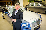 Rolls Royce Chief Executive Officer Torsten Muller-Otvos