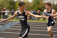 Gilford High School track meet May 5, 2012