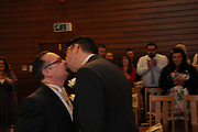 Southampton Registry office Wedding of Andy Smith & Steve 25.3.17.<br /> Grand Harbour Hotel Southampton Wedding by David Timpson Photography
