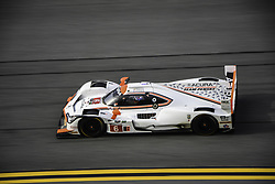 January 27, 2018 - Daytona, FLORIDE, ETATS UNIS - 6 ACURA TEAM PENSKE (USA) ACURA DPI DANE CAMERON (USA) JUAN PABLO MONTOYA (COL) SIMON PAGENAUD  (Credit Image: © Panoramic via ZUMA Press)