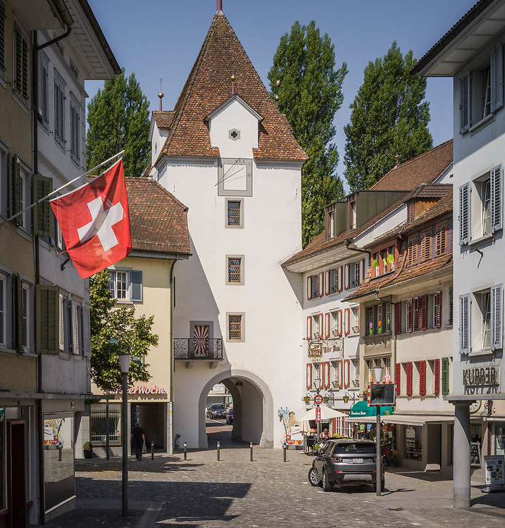 Sursee Lucerne Region Switzerland