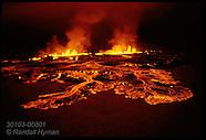 08: GEOTHERMAL NIGHTTIME ERUPTION