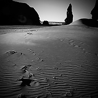Bandon Beach OR