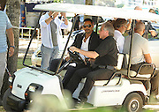 """BUENOS AIRES - ARGENTINA 17/11/2013 <br /> Will Smith attends a polo match between """"La Aguada"""" and """"La Natividad"""" in Buenos Aires<br /> <br /> The famous American actor, Will Smith, arrives to Argentina to participate in the filming of the new movie. In the film, tentatively titled """"Focus"""", he will perform the role of scams that scenario come to Buenos Aires to carry out another scam. Here, however, it expects an obstacle in the face of his former bride, played by American actress Margot Robbie. Rival in love Will Smith's character will be the Brazilian actor Rodrigo Santoro, who had the role of team owner racing cars. <br /> ©Exclusivepix"""