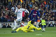 Barcelona v Real Madrid - 06 April 2018