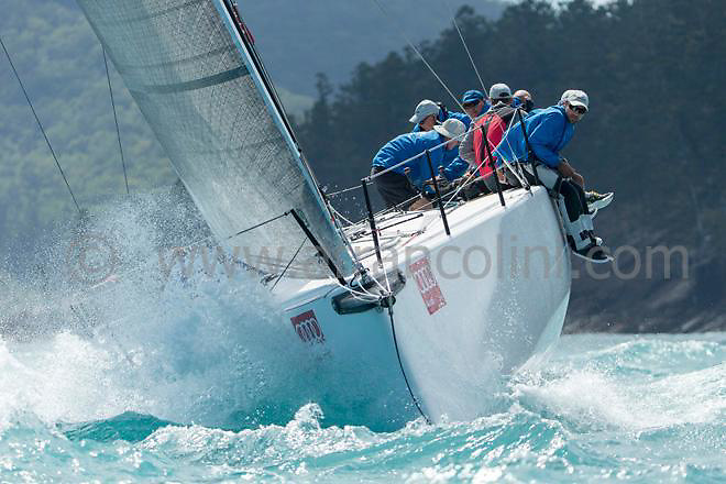 QUEST division during 2015 Audi Hamilton Island Race Week<br />