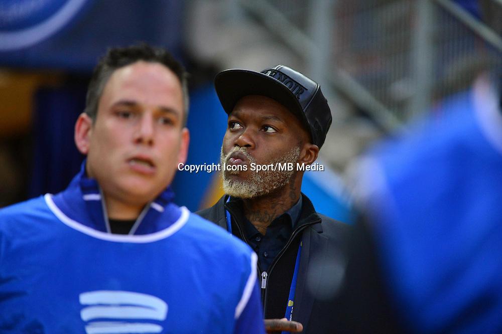 Djibril CISSE    - 11.04.2015 -  Bastia / PSG - Finale de la Coupe de la Ligue 2015<br />Photo : Dave Winter / Icon Sport