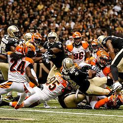 11-16-2014 Cincinnati Bengals at New Orleans Saints